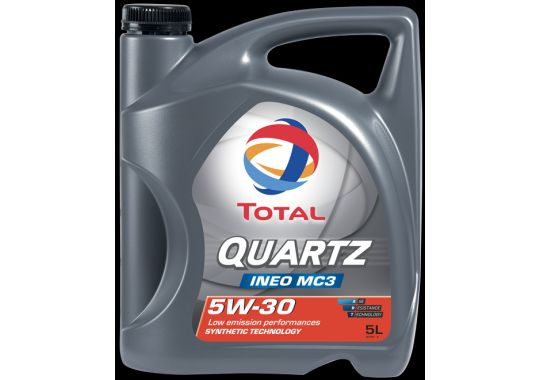 QUARTZ INEO MC3 5W30 (5L)