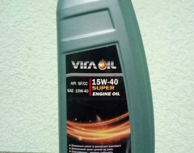 VIRA OIL SUPER 15W40 (1L)